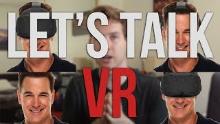 Troy Talks | Potential Dangers of VR