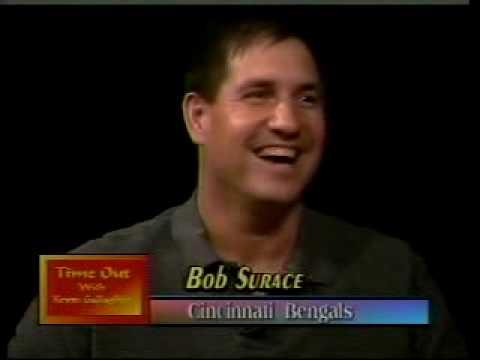 Time Out Productions Interviews Bengals Coach Bob Surace