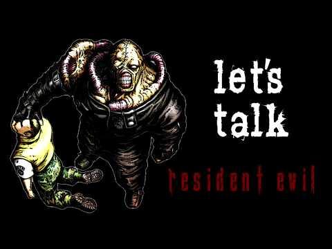 Let's Talk: Resident Evil-Podcast - Episode 24