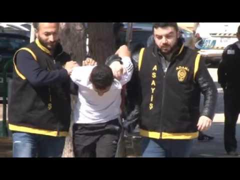Vicdan Azabı çeken Hırsız Polise Teslim Oldu