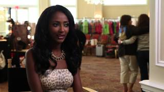 Ethiopia - Hiwot Mamo [OFFICIAL MISS UNIVERSE INTERVIEW]