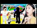 MY LITTLE SISTER MET HER REAL DAD & SHE HATES HIM! - Roblox Roleplay