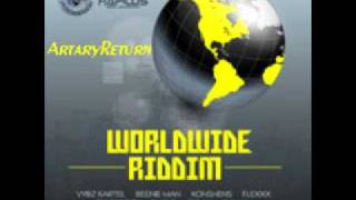 Worldwide Riddim Instrumental (Fresh Ear Productions)February 2012+ Download Link!