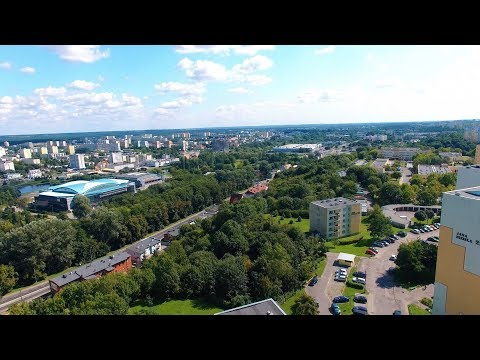 Podniebna Bydgoszcz  -  Wyżyny, Glinki - Rupienica, Wzgórze Wolności