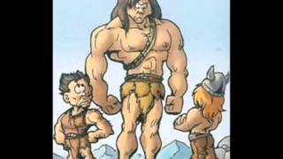 Donjon de Naheulbeuk - La marche barbare