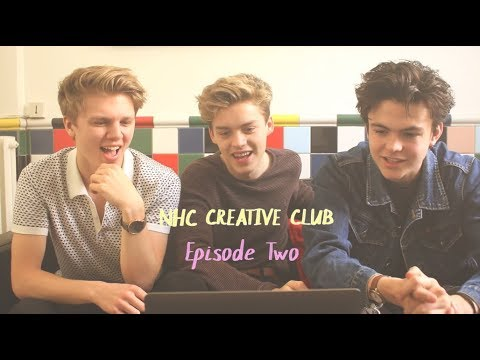 New Hope Club - Creative Club Episode 2!