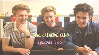 New Hope Club - Creative Club Episode 2!