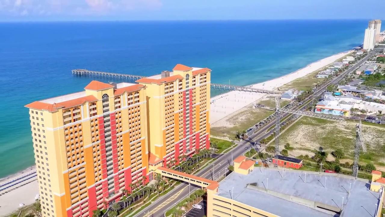 Resort Vacation Al Calypso Towers 2108w Panama City Beach