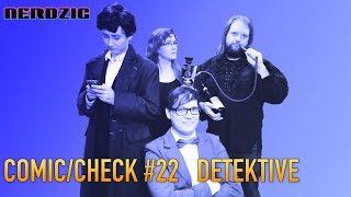 Diana und die Detektive - Nerdzig Comic/Check #22
