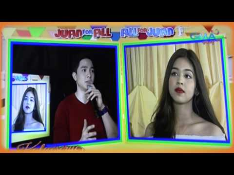 Yaya Dub and Cindy MODELING SHOWDOWN - ALDUB - November 18, 2015