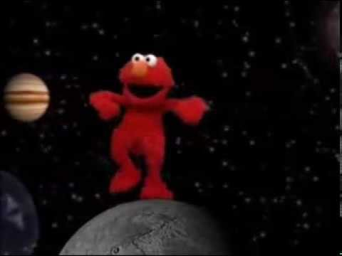 Elmo Dancing To Gangsters Paradise