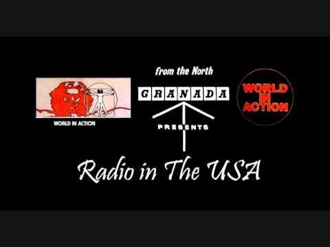 World in Action 1972 - USA Radio