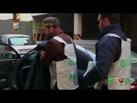 Guardia di Finanza - Palermo, frode fiscale nel settore dei carburanti - www.HTO.tv