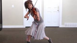 Repeat youtube video Party Rock Anthem -Violinists can shuffle too