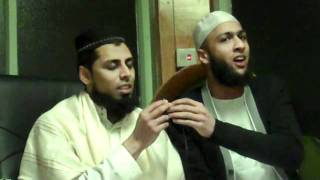 Qari Ziyaad Patel & Moulana Imtiyaz Sidat duet in Preston, EXCLUSIVE!!!!