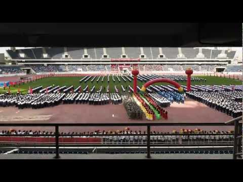 """TLW 123 """"Opening Ceremony"""" Timelapse"""