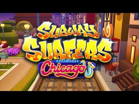 Subway Surfers World Tour 2019 - Chicago (Remix Official Trailer)