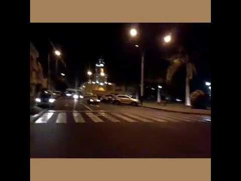 Venezolano turismo ( la punta Callao de noche )