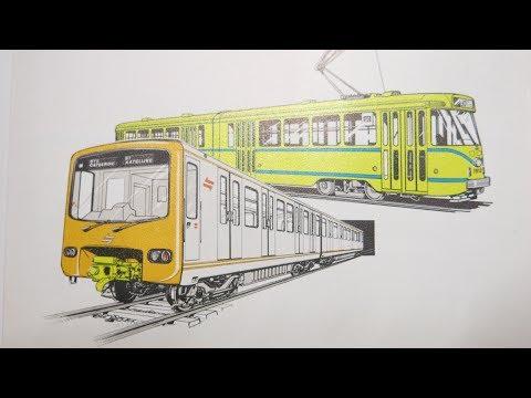 Brussels - Metro '76