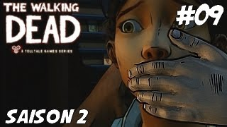 [Let's Play] Saison 2 Ep 9 | The Walking Dead | Le terrible Carver ! [HD] [Fr]