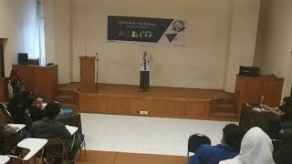 TEENAGER AND CREATIVE HEALTHY LIFESTYLE   Speech by Helwa ( SMKN 1 PACET)