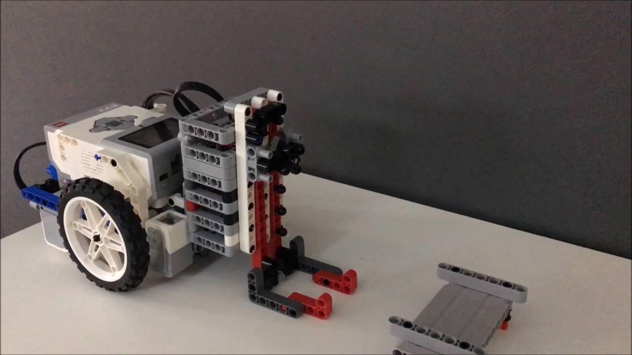 Mindstorms EV3 Forklift