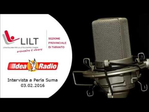 Intervista radio a Perla Suma IdeaRadioNelMondo 03 02 2016