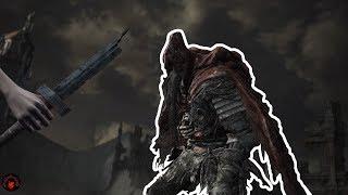 broken straight sword vs slave knight gael ds3