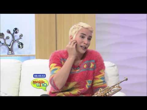 """La Trompetista del Son"" - Maite Hontelé"
