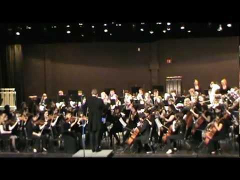 1812 Overture, op. 49 Tchaikovsky - Philharmonia, Arlington High School
