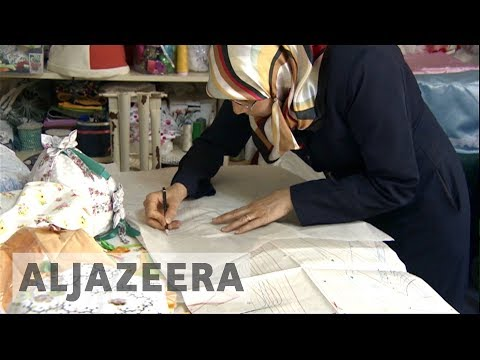 Syrian refugee women rebuild their lives in Turkey
