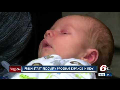Fresh start recovery program expands in Indy
