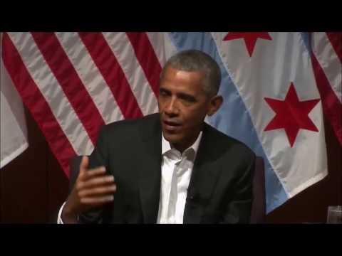 Barack Obama re-emerges in public after avoiding  political spotlight