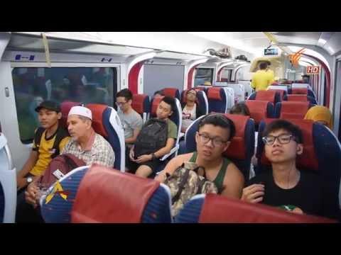 Spirit of Asia : A Train Ride Across Three Countries