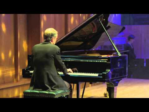 Steven Osborne plays Mussorgsky at the 2013 Gramophone Awards 2013