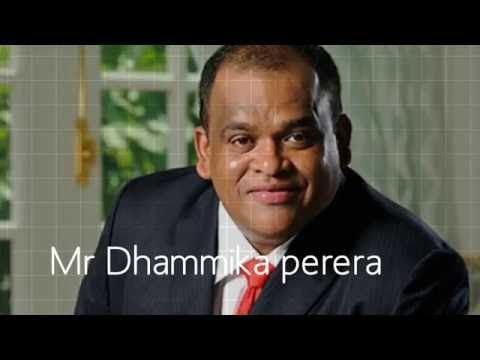 The 6 Richest of Sri lanka