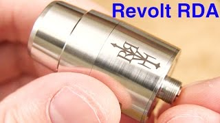 Revolt RDA By Hazematic!