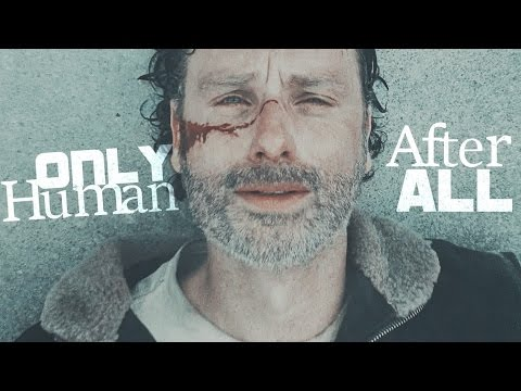 The Walking Dead || Only Human After All