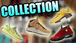 My ENTIRE SNEAKER COLLECTION !!! HUGE Sneaker Collection !!!