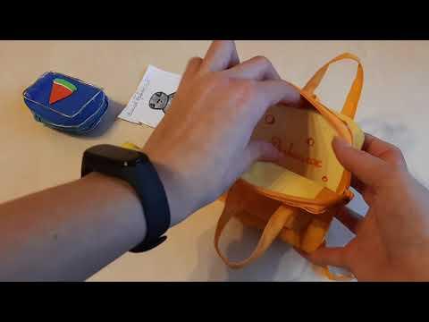 Как сделать уголок  для басика!