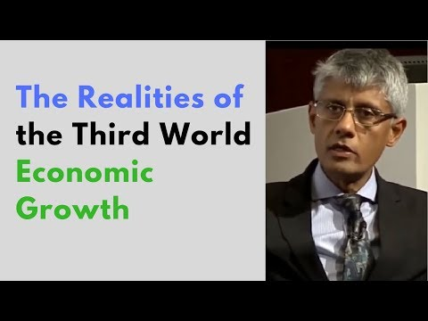 The Realities Of The Third World Economic Growth   Jayant Bhandari