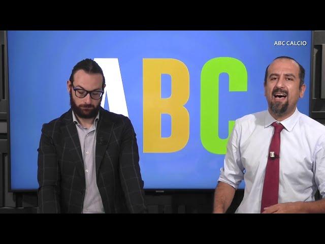 ABC DEL CALCIO - Intervista Alessio Alaimo (Giornalista e scrittore) e Giovanni Fontana (Avvocato).
