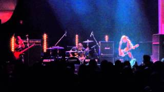 Spirit Caravan - Dead Love / Jug Fulla Sun / Lost Sun Dance @Stage Volume 1, Athens 04/07/2014