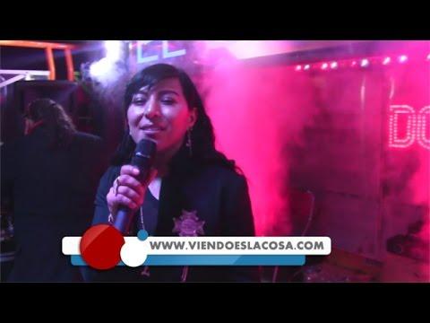 VIDEO: LUZ TAMARA GITANOS - Infiel - En Vivo - WWW.VIENDOESLACOSA.COM - Cumbia 2015