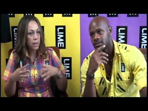 Chat with Asafa Powell