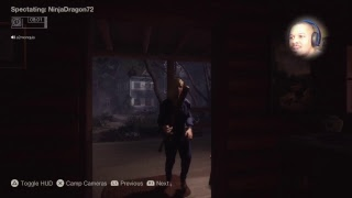 Friday The 13th GAMEPLAY - I GOT CAUGHT ON MY OWN BEAR TRAP!