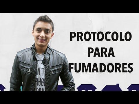 Protocolo para fumadores   Humberto Gutiérrez