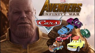 Gambar cover Collecting Rare Cars Die-casts Like Thanos Collecting Infinity Stones