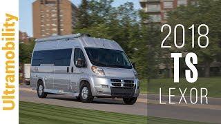 2018 Pleasure Way Lexor TS Review | A Premium Camper Van at an Affordable Price