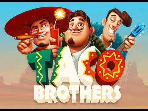 Taco Brothers Slot Machine